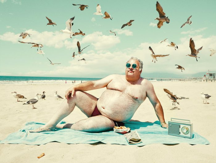 Man of the Beach 01