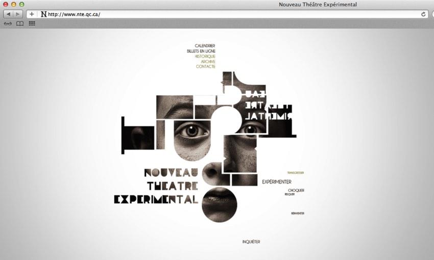 Simon Langlois é um designer canadense baseado em Montreal com um portfólio cheio de peças bem interessantes tipograficamente. Seu trabalho é mercado pela sua constante procura por tentar novas coisas e por descobrir novas formas de se comunicar.