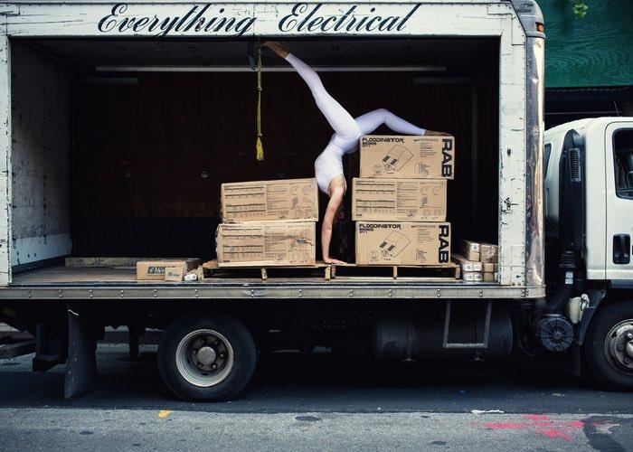 Yoga Urbano de Anja Humljan Cover