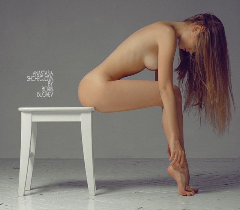 Anastasia Shcheglova por Boris Bugaev