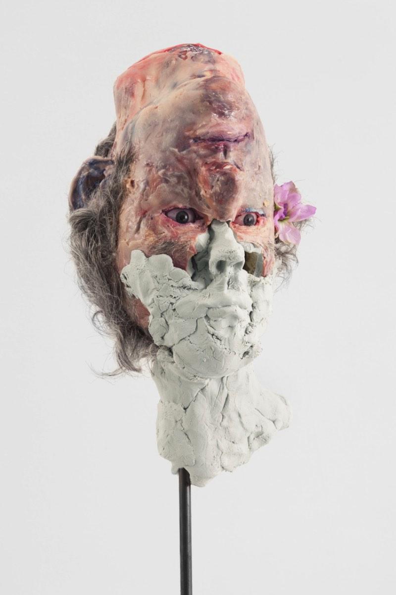 David Altmejd nasceu em Montreal em 1974 e parece ser fascinado por objetos que crescem, se transformam e mudam de forma. É assim que ele trabalha com suas esculturas e, dessa forma, ele remove todas as fronteiras entre o que seria o exterior, o interior, a superfície e a estrutura das suas esculturas.