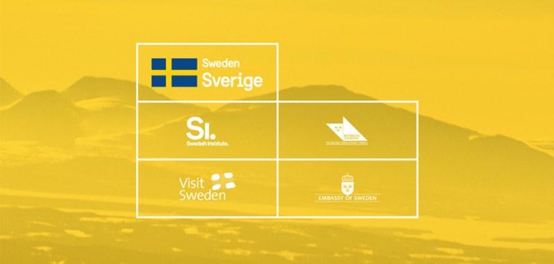 Söderhavet recebeu o briefing que pedia para eles desenvolverem uma nova identidade visual para a Suécia, para ser usada para comunicar o país em si. A ideia era de substituir as várias imagens e conceitos que eram usados nos ministérios, secretarias e agências suecas, por apenas uma identidade visual integrada que mostre ao mundo o que é a Suécia.