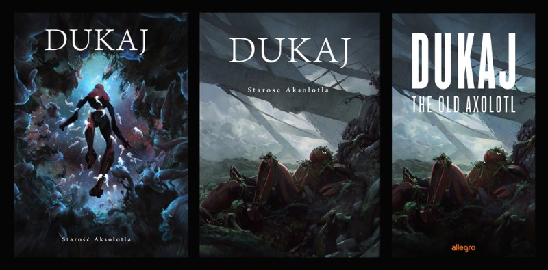 The Old Axolotl é uma das histórias de Jacek Dukaj, um dos escritores de ficção científica mais interessantes da Polônia. Junto com o pessoal da Allegro e de Jacek Dukaj, a Platige Image começou a transformar em realidade o estranho mundo futurista em realidade.