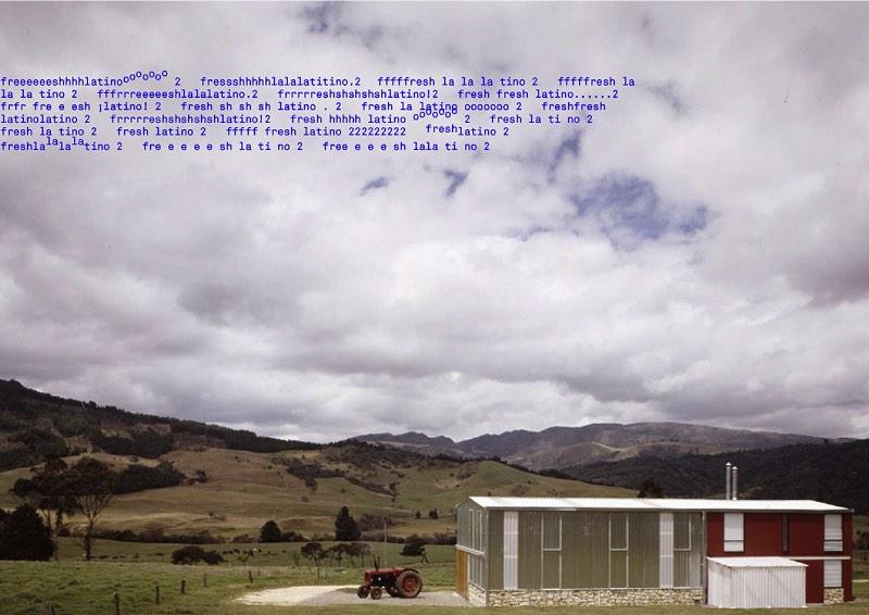 Freshlatino - Um visual experimental para uma plataforma arquitetônica