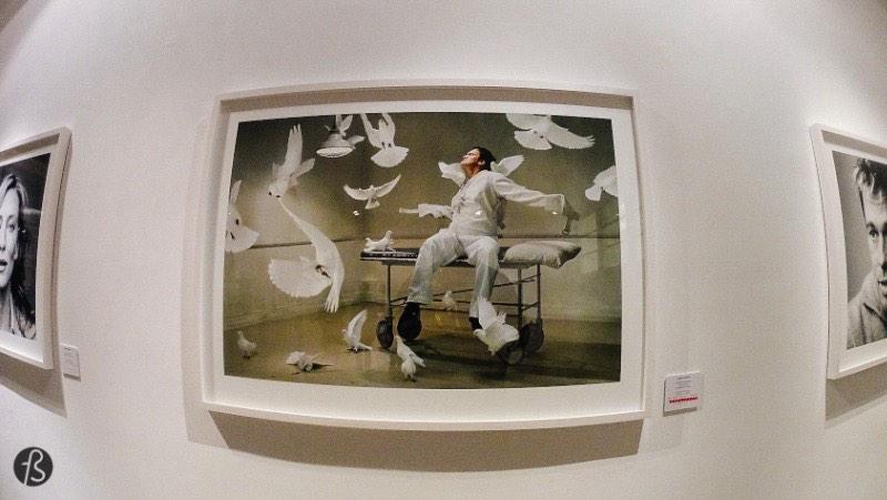 Os retratos de Martin Schoeller numa exposição em Berlin