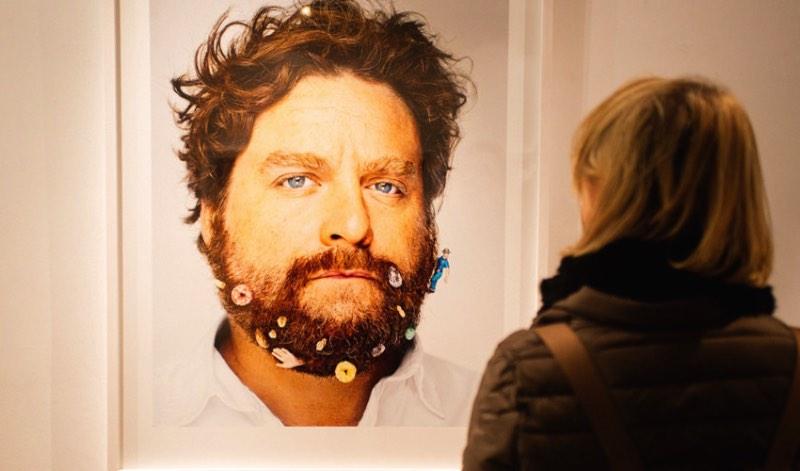 Martin Schoeller na CWC Gallery de Berlin Cover