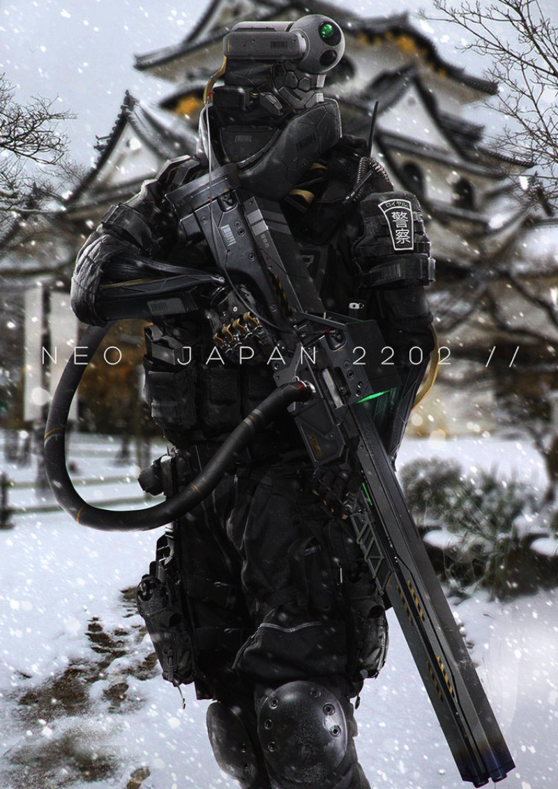 Johnson Ting: Neo Japan 2202 - N10s : futureporn
