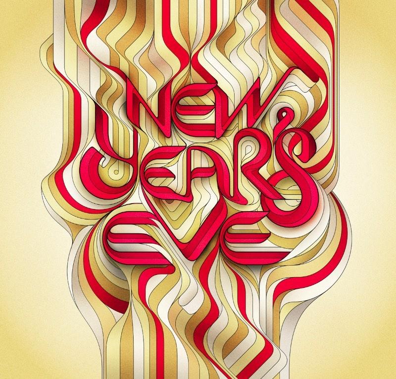 Charles Williams é um designer britânico que trabalha muito bem com lettering e tipografia para publicidade com belíssimas formas orgânicas.