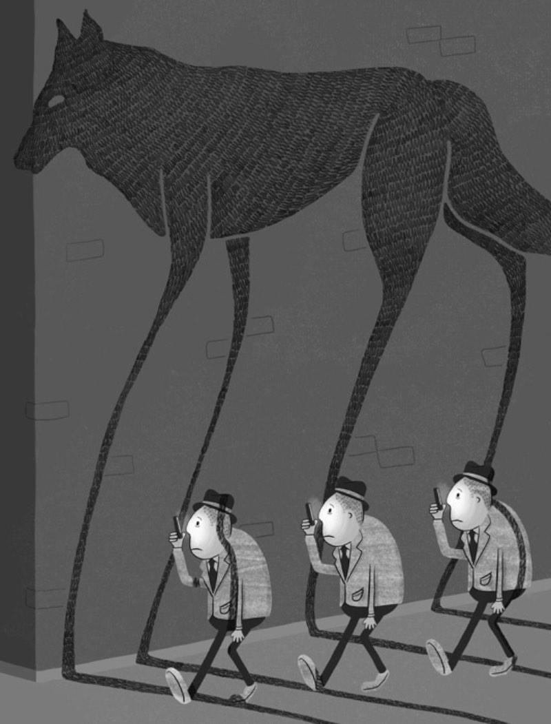 Vocês já viram as ilustrações de Christine Fleming do Might Could Studios? Seus desenhos são voltados para o mercado editorial infantil.