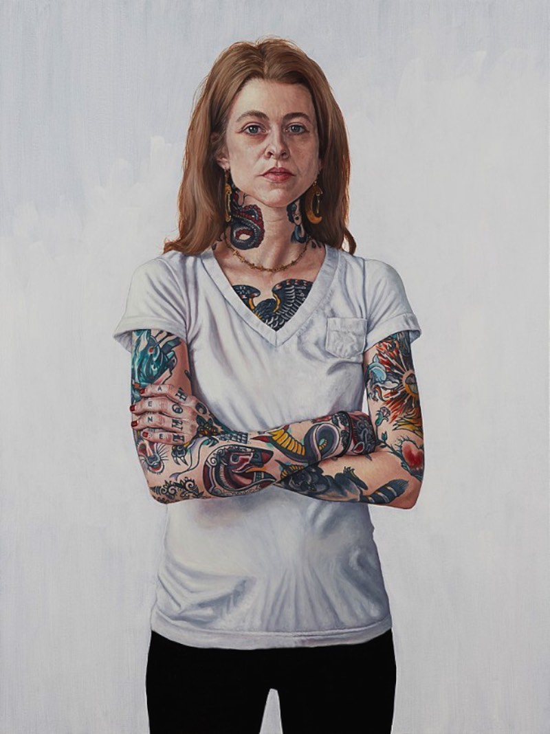 Frank Oriti was born in 1983 and raised in the suburbs of Cleveland, Ohio. He earned his B.F.A. in Two-Dimensional Studies from Bowling Green State University in 2006 and returned to his hometown shortly after.
