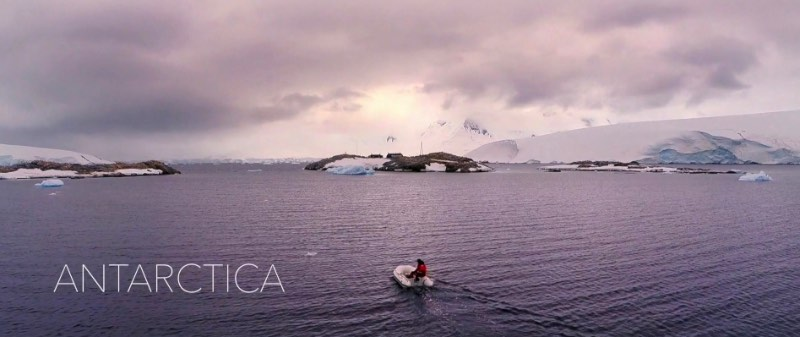 Kalle Ljung Antarctica