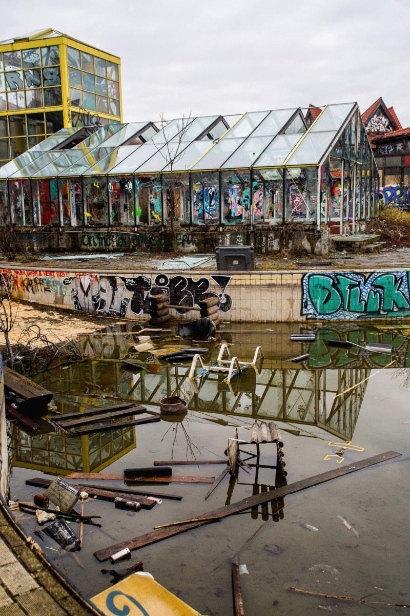Blub Berlin nas fotografias da Marcela Faé