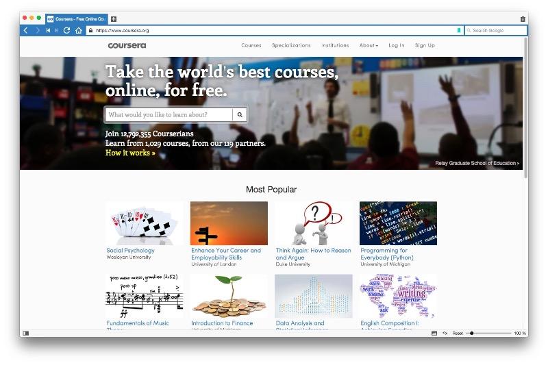O que fazer depois de estudar design - Conheça o Coursera