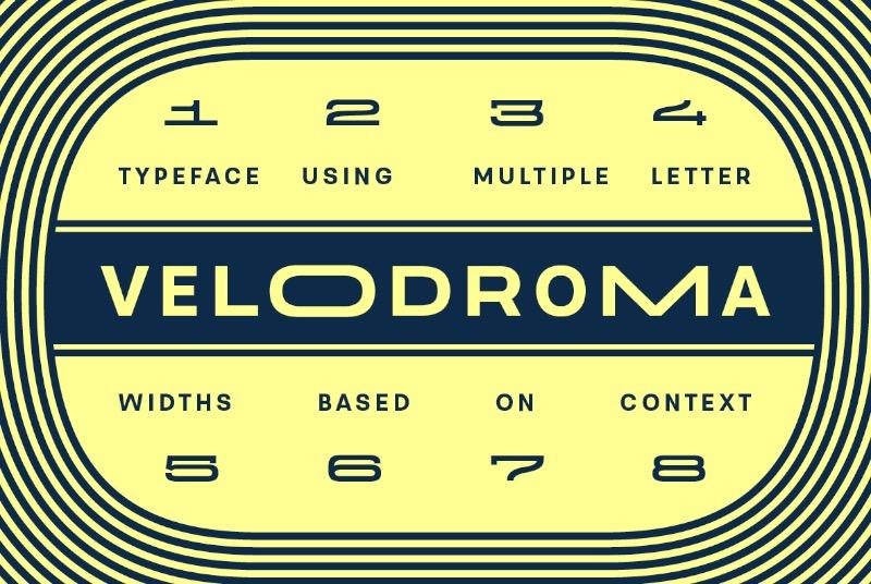 Velodroma - a fonte gratuita da semana