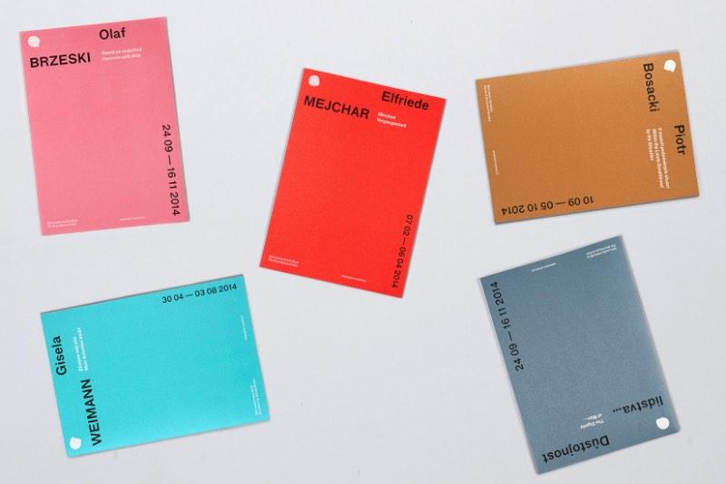 Não conheço muito do design gráfico que existe na República Tcheca mas sei que gosto do trabalho do pessoal do Anymade Studio. Eles mostram ao mundo que existe como fazer um trabalho de design gráfico de forma criativa e cheia de cores.