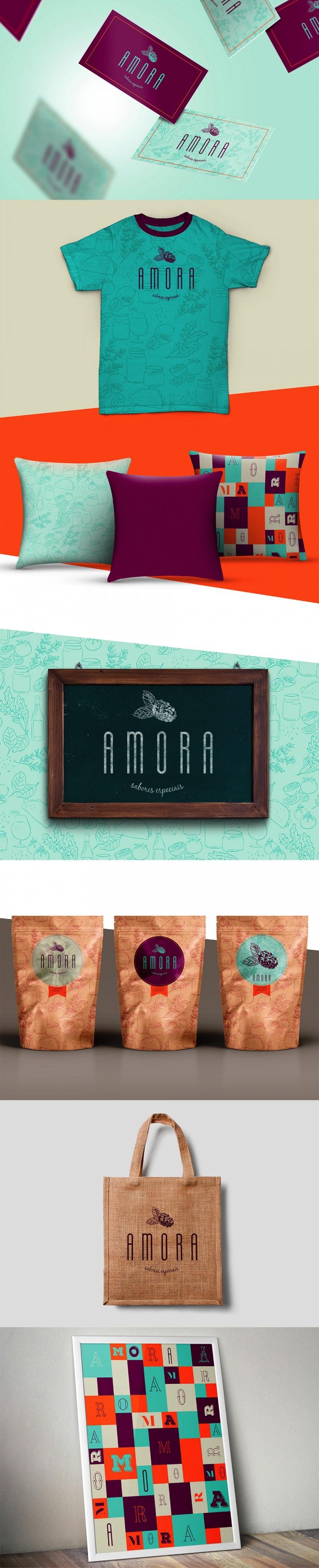 Recebi o portfolio do Dharma Estúdio Criativo por e-mail e sabia que teria que publicar o trabalho deles por aqui. O portfólio deles é repleto de projetos visuais bem interessantes como vocês podem ver nas imagens abaixo.