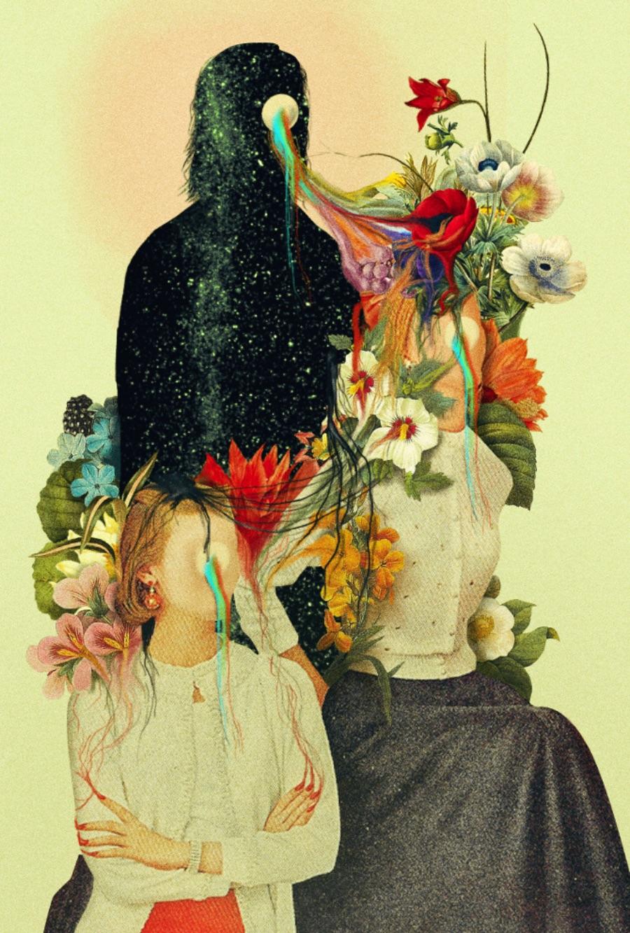 Pierre Schmidt, também conhecido como Drømsjel, é um artista que cria sensacionais misturas de ilustrações, colagens e foto manipulações que resultam em uma obra final quase surrealista.