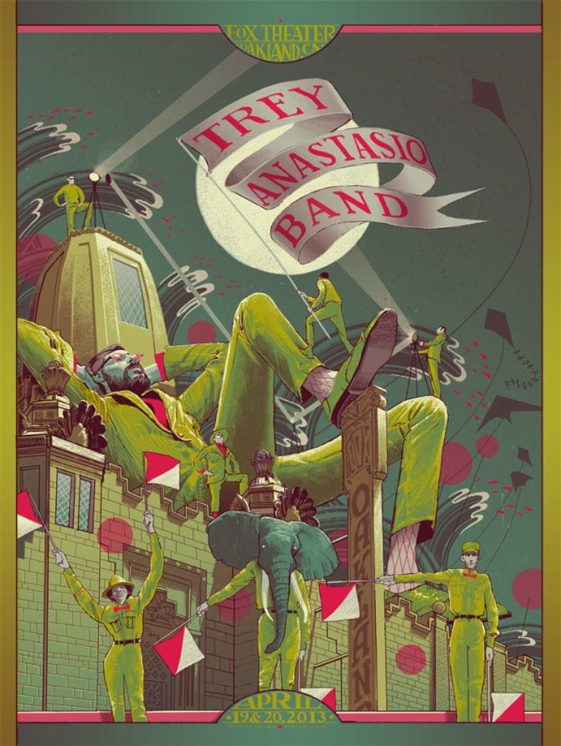 Rich Kelly é um desses designers e ilustradores que te deixam deprimidos devido a qualidade do trabalho que eles tem em seu portfolio. Os posters alternativos que ele faz para filmes são o ponto alto do que você vai ver logo abaixo.