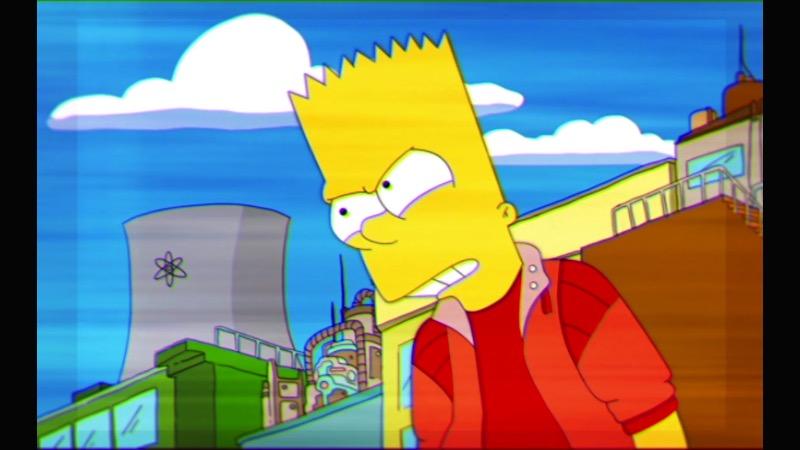 Bartkira - Misturando Simpsons com Akira 08