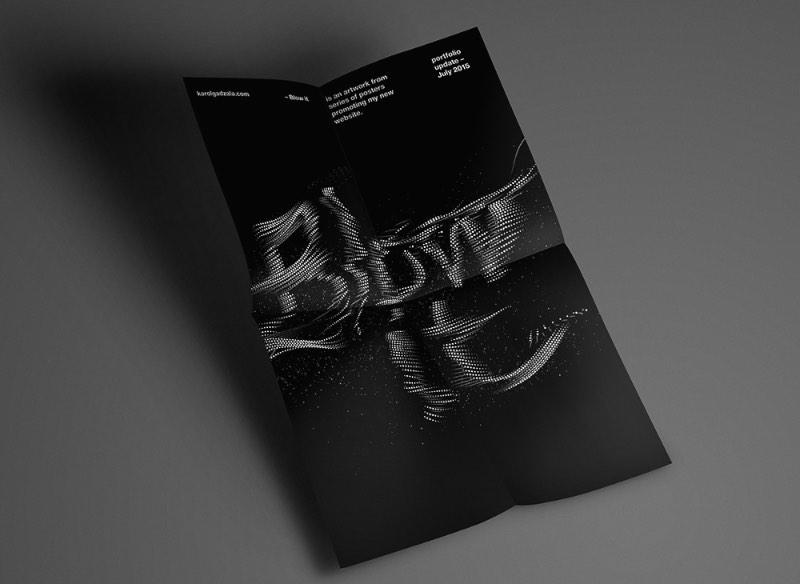Karol Gadzala é um diretor de arte freelancer baseado em Hamburgo, no norte da Alemanha. Seu trabalho é focado em tipografia, branding, ilustração e algo que ele chama de design progressivo mas que eu nunca ouvi falar na minha vida.