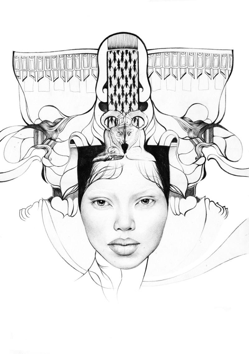 T.S. Abe nasceu em 1989 sob o sol de Brixton, no Reino Unido e, desde criança vem evoluindo com seus desenhos e ilustrações. Seus trabalhos hoje ilustram dos ônibus de Londres a discos e parede de exposições.