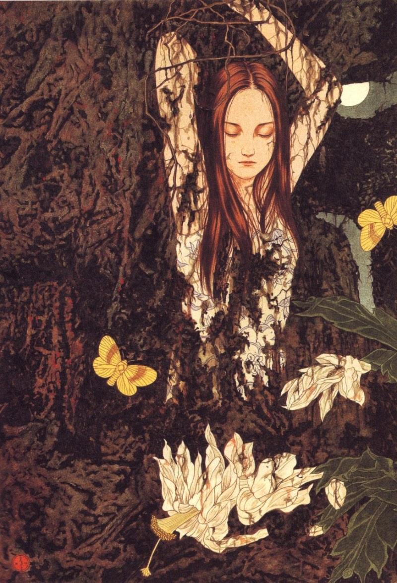 A Arte de Takato Yamamoto poderia ser descrita como uma brilhante mistura de ilustração, sexo e violência. Os traços de Takato Yamamoto mostram jovens mulheres de visual asiático em momentos de uma serenidade que será perturbada por uma narrativa perturbadora.