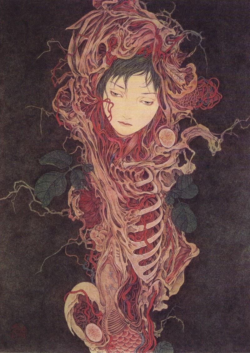 A Arte de Takato Yamamoto 02