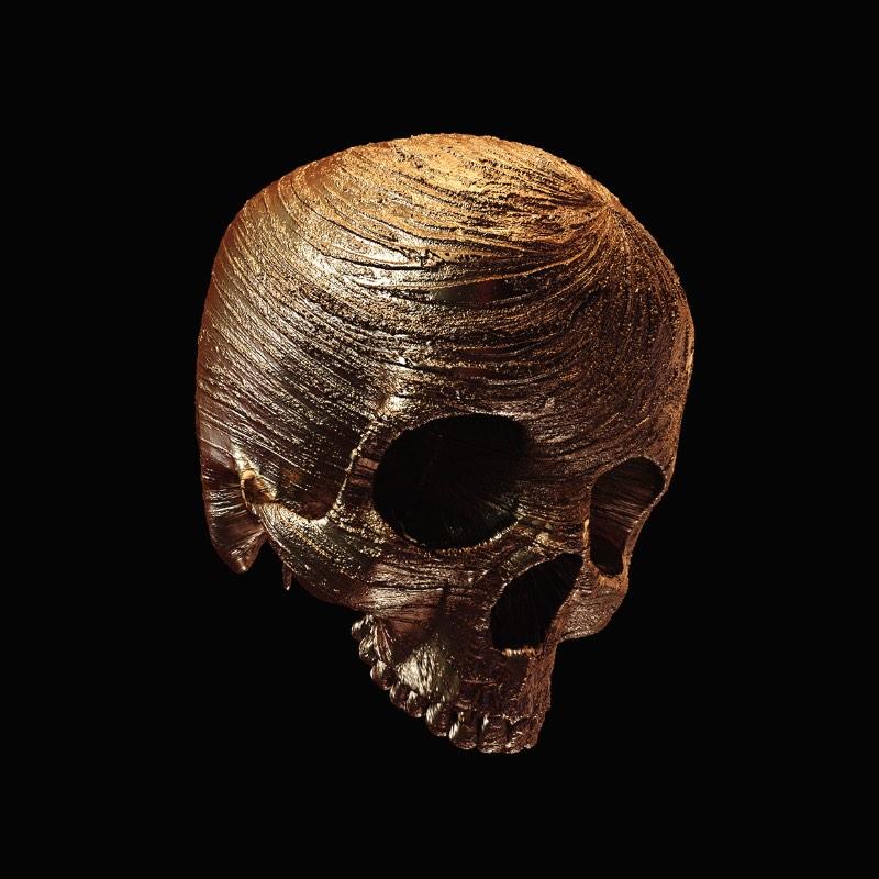 Billy Bogiatzoglou criou uma série de caveiras que me deixou impressionado. Ele misturou estranhas padronagens com as formas dos ossos das caveiras e ficou fenomenal.
