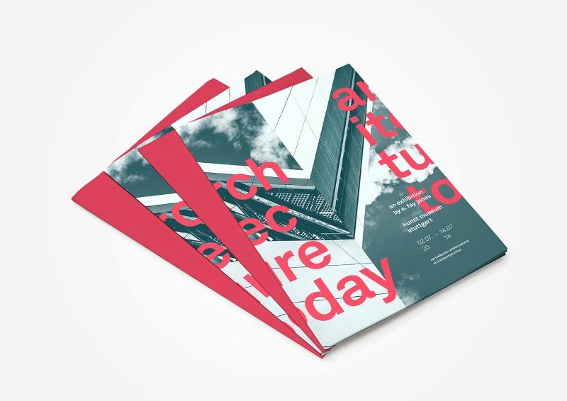 Fabian Fohrer é um estudante de design gráfico baseado em Constança, na Alemanha. Me deparei com seu portfólio no Behance e dá para enxergar uma grande paixão dele por branding, tipografia e design gráfico.