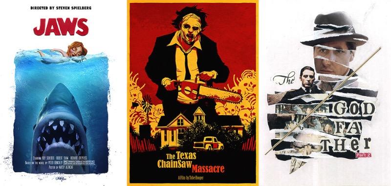 Posterlab é um projeto que começou há alguns anos motivado por dois interesses em comum entre os idealizadores: pôsteres e cinema. Assim, Rafa Miqueleto, Renan Nuche e Sérgio Marcon passaram a criar releituras de alguns dos mais importantes filmes e séries.