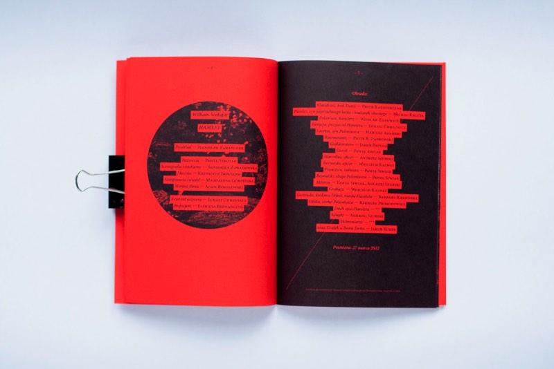 O trabalho de design do polonês Marcin Markowski é voltado para a impressão e ele faz isso muito bem como você pode ver nos livretos, jornais e posters que você vai ver aqui.