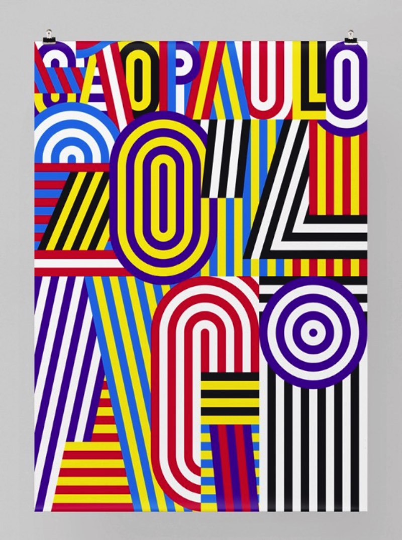 Felix Pfäffli usa das técnicas de risografia para criar seus posters mas a beleza do seu trabalho não para aqui. O designer suíço abriu seu estúdio em Lucerne em 2010 e, desde então, o Feixen anda chamando a atenção do mundo com a qualidade do trabalho produzido ali.
