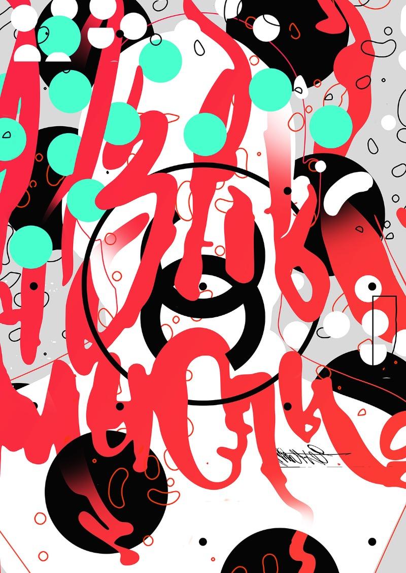 Please Tell Me More é o nome dessa série de posters do designer Giga Kobidze. Recebemos o trabalho dele por e-mail e nos apaixonamos pelos posters na hora. A mistura de formas e cores é quase aleatória mas, de acordo com o designer, elas seguem um conceito de reflexão de sentimentos e emoções e você pode ver tudo com mais detalhes abaixo.