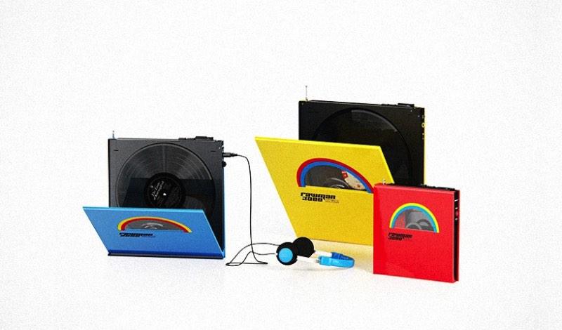 Os alemães do Rocket and Wink criaram um produto que eu não esperava ver nos dias de hoje. Mas, agora, temos um Walkman para Discos em Vinil. É sério isso e você nunca imaginou que precisava de um, certo?