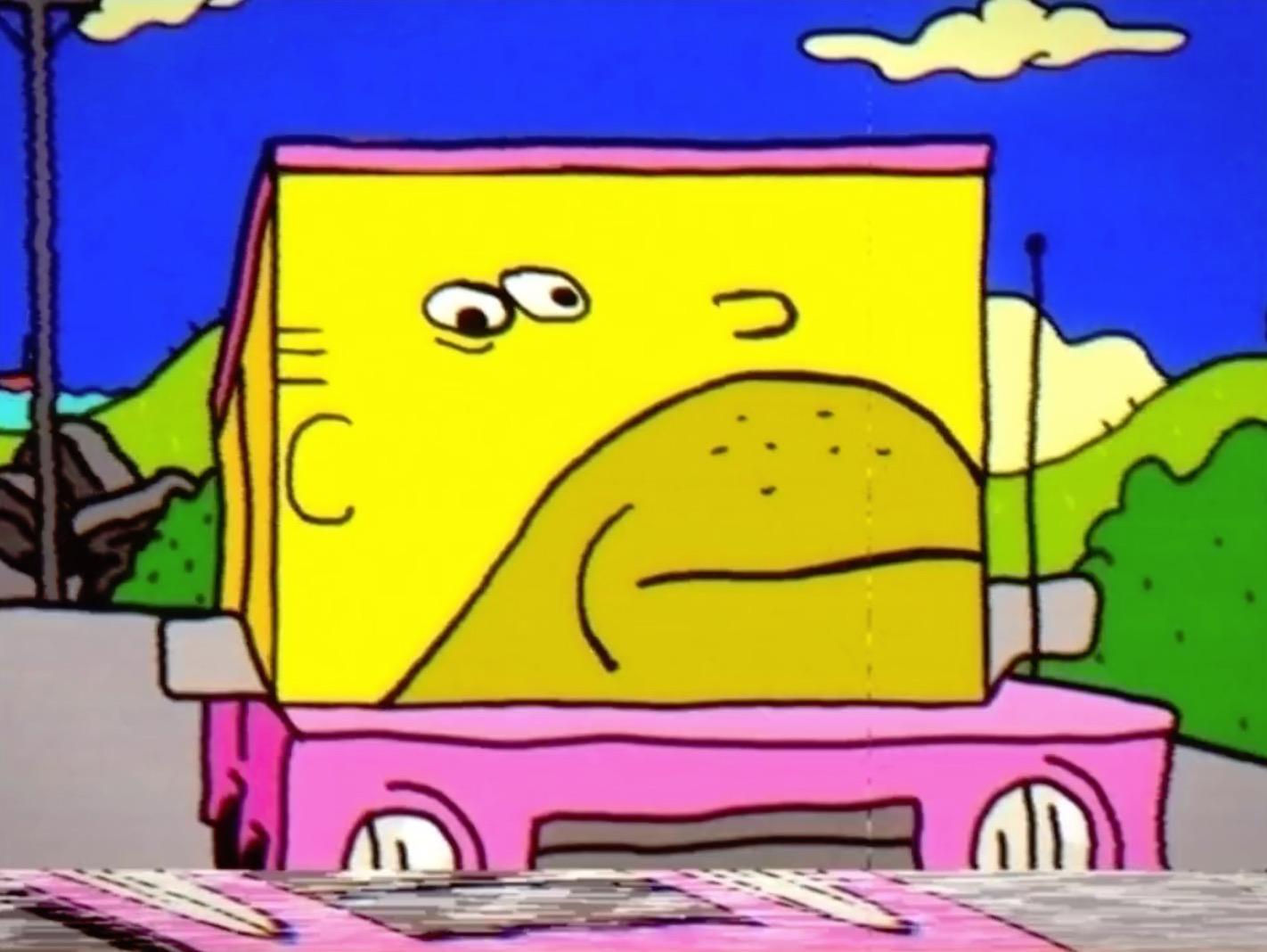 Sim, a gente ama os Simpsons mesmo não tendo assistido o desenho animado tem um belo tempo. Mas, o que Yoann Hervo é algo especial. Especial de um jeito complicado de explicar. Afinal, a abertura dos Simpsons dirigida por Yoann Hervo mostra um desenho animado distópico e totalmente bizarro. Aqui os rostos dos personagens são diferentes, distorcidos como as transições de cenas e pneus em chamas pelas ruas mostram que algo errado aconteceu.