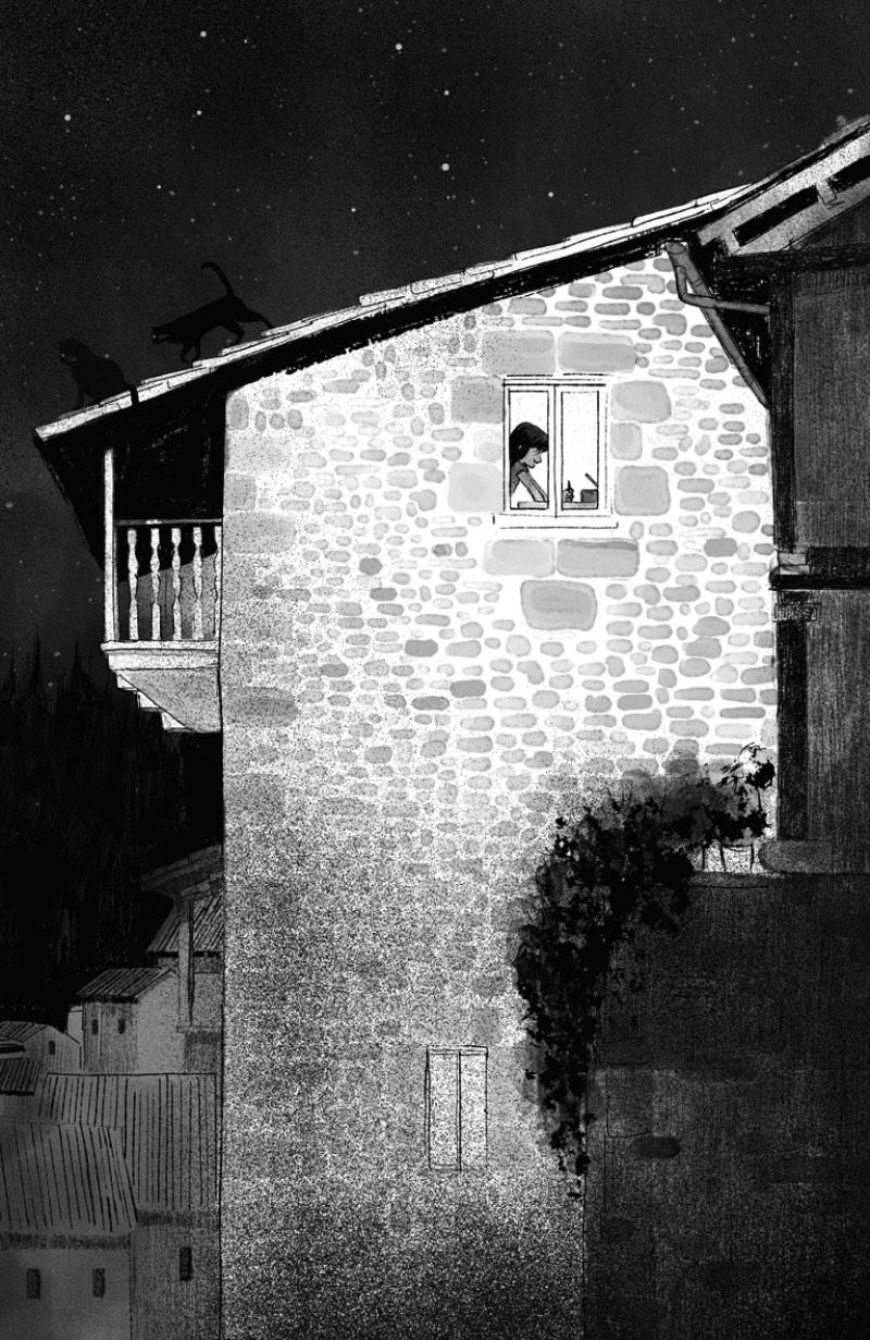 Oriol Vidal é um ilustrador espanhol lá de Barcelona. Ele estudou Belas Artes e trabalhou vários anos criando ilustrações e storyboards para clientes no mercado de animação e conteúdo editorial. Além disso, suas ilustrações já fizeram parte de vários livros infantis!