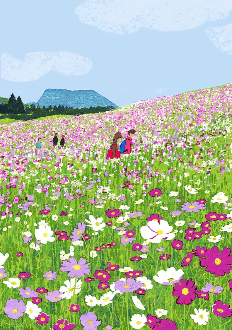Tatsuro Kiuchi nasceu em Tóquio em 1966 e estudou biologia na universidade e acabou trocando de carreira depois de terminar seus estudos. Foi ai que ele resolveu se mudar para a Califórnia e estudou na Art Center College of Design.