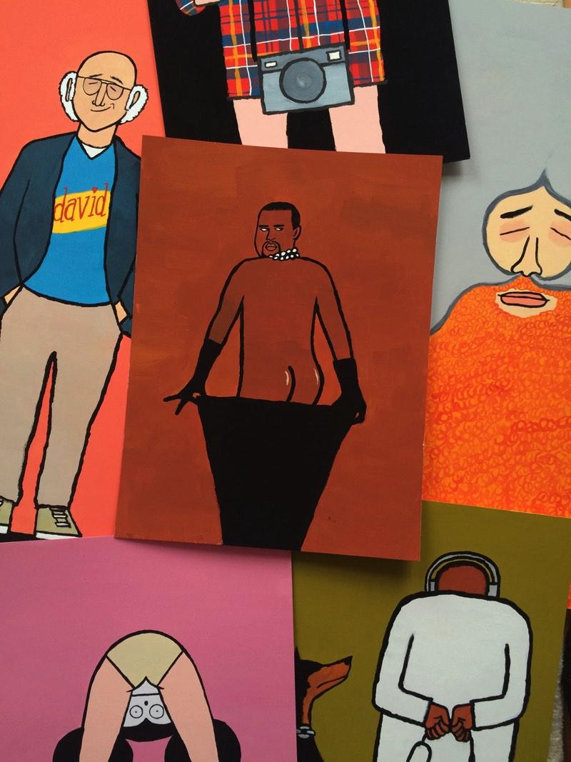 O que mais gosto de ver no trabalho do Jean Jullien é a forma com a qual ele mistura fotografias e ilustrações e critica a sociedade de hoje através de seus ícones de cultura pop. Abaixo você pode ver algumas das novas ilustrações que ele publicou em seu portfólio.
