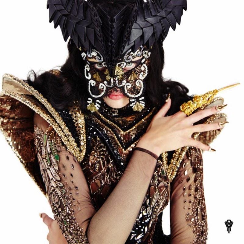 Damselfrau é o nome que a norueguesa, baseada em Londres, resolveu adotar. Seu nome verdadeiro é Magnhild Kennedy e ela cria máscaras cujos desenhos intrincados a inseriram no mundo fetishista da moda. A produção dessas máscaras começou de forma pequena há alguns anos e foi gradualmente sendo expandida até se tornar essa forma de arte que você vai ver nas imagens abaixo.