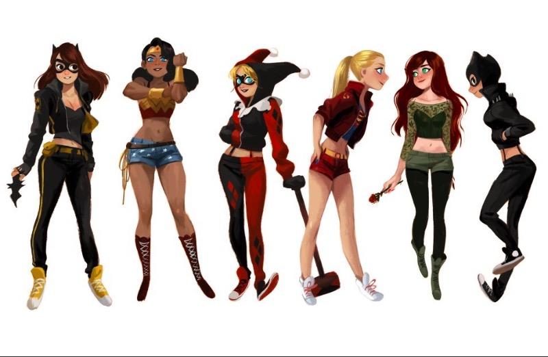 Mingjue Helen Chen é uma ilustradora e diretor de arte trabalhando com vários projetos lá de Los Angeles. Seus trabalhos mais famosos são os Frankenweenie, Paperman, Wreck-it Ralph e Big Hero 6. Além de todas essas animações, ela também já trabalhou com a DC Comics fazendo Gotham Academy e Batgirl e Sinister Silk da Marvel.