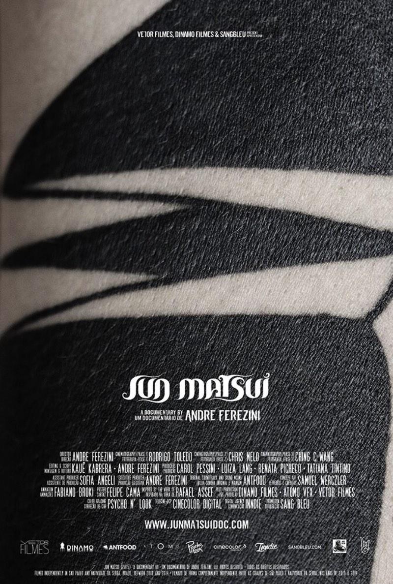 Jun Matsui é um dos tatuadores mais famosos do Brasil. O tatuador, que viveu no Japão entre 1990 e 2007, aprendeu a tatuar com uma das lendas dessa arte: Horiyoshi 3º. Foi assim que Jun Matsui aprendeu a tatuar com a mão livre e com seu estilo de traço único que segue de forma harmônica o contorno do corpo de seus clientes.