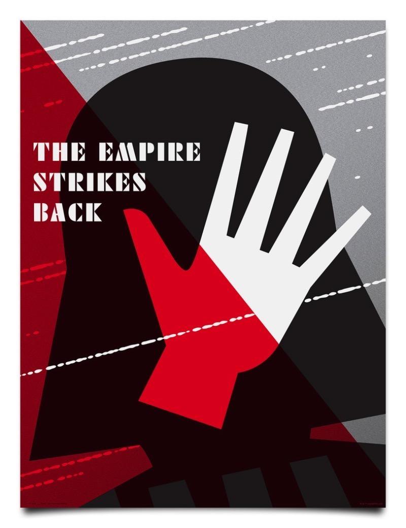 Ty Mattson cresceu no final dos anos setenta e, claro que, Star Wars foram uma grande influência visual para ele. Agora, com o lançamento de uma nova trilogia, ele se deparou com o desafio de usar seu estilo de ilustração para criar posters para a trilogia original da série.