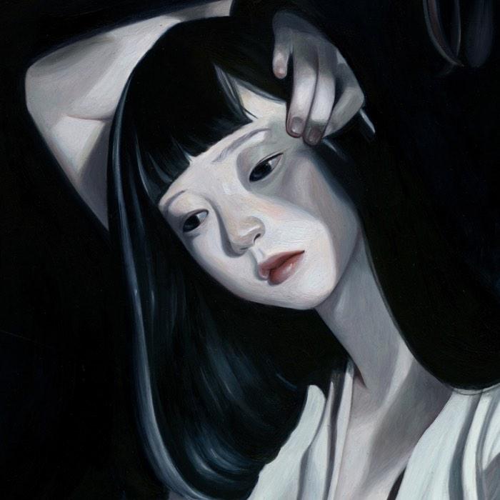 Joanne Nam é uma artista coreana baseada em Los Angeles cujo trabalho artístico é composto de garotas pintadas em tons pastéis onde o surrealismo e o realismo se misturam de uma forma estranha. A artista que se considera uma garota de cidade grande e fã de filmes de terror, passou a infância na Coréia onde passava os dias pelas florestas ao redor da sua cidade.