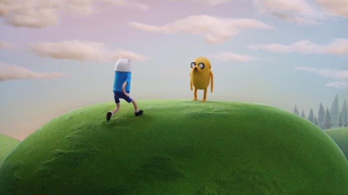 Kirsten Lepore foi convidada pelo pessoal do Cartoon Network para escrever e dirigir o primeiro episódio de Adventure Time! feito através de animação em stop-motion. Foi assim que surgiu Bad Jubies cuja produção ficou nas mãos do pessoal do Bix Pix studios e todo o processo demorou cerca de um ano para ficar pronto.