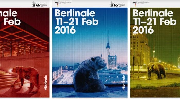 Para o 66th International Film Festival de Berlin, a famosa Berlinale, ursos invadiram a cidade junto com dezenas de atores, diretores e celebridades. Uma ótima brincadeira com o troféu de uma das premiações de cinema mais famosas da Europa, o Urso de Ouro. Também conhecido como Goldener Bär em alemão.