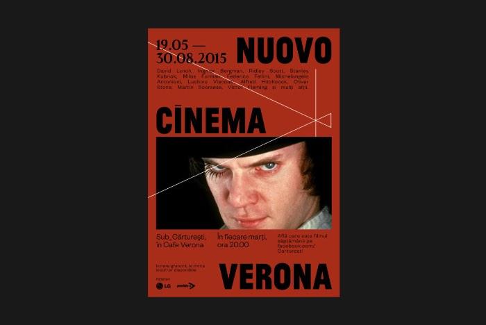 Bogdan Ceausescu é o nome do diretor de arte baseado em Bucareste cujo trabalho de posters me chamou muito a atenção. Desde seus posters voltados para músicos como The Funk Overdrive Series até o que ele produziu para eventos culturais e cinema. Muitos desses posters seguem um visual retrô, com um uso bem interessante de fontes grandes e sem serifas.