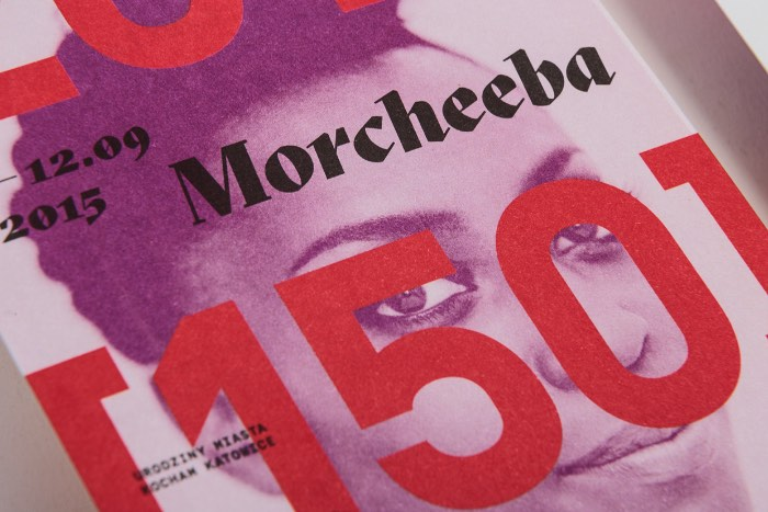Para comemorar os 150 anos da cidade polonesa de Katowice, foi organizado uma grande celebração e, para isso, era necessário a criação de vários materiais gráficos. Foi ai que entrou o trabalho da designer gráfica Marta Gawin. Ela foi a responsável pela criação do material que você vai ver logo abaixo e que encontrei no Behance há alguns dias.