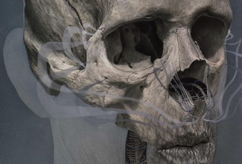 Ian Ingram é um artista que explora a arte de auto retratos de um jeito bem experimental. As imagens que ele cria podem ser feitas usando pastel, tinta, aquarelas, carvão e outros materiais menos comuns como cera de abelha, cordões e asas de borboletas. Mas não é só com o material que ele experimenta. As ilustrações criadas pelo artista exploram como vemos a nós mesmo e como podemos mudar a forma que outras pessoas nos vêem.