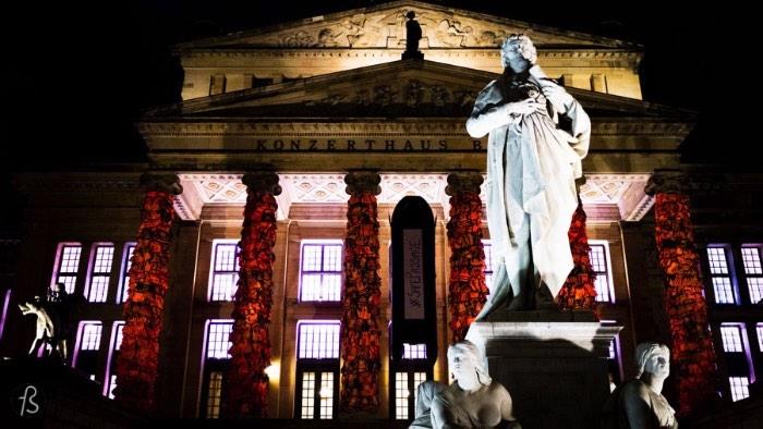 Ai Weiwei: #safepassage em Berlin