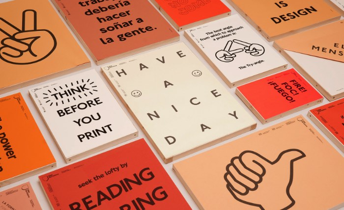 Dar uma olhada no portfólio do estúdio espanhol Querida Studio é um prazer. Seus trabalhos de design editorial e design gráfico são ótimos exemplos do que pode ser feito quando se usa muito bem de fotografia, tipografia e de todas as técnicas conhecidas no design gráfico.